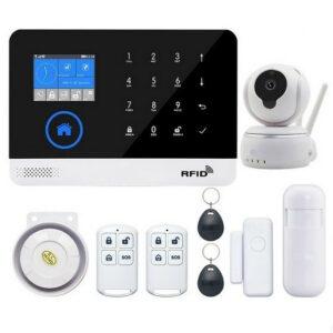 Синхронизация камер в охранной системе