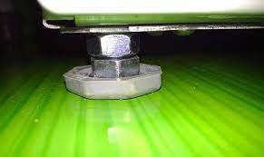 Выставляем стиральную машину: как правильно отрегулировать ножки?