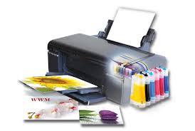 Этапы настройки принтера